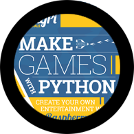 Making Games with Pygame Book image